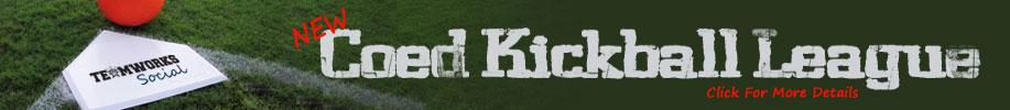 New Kickball League